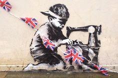 Banksy's Latest...supuestamente ...