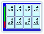 Games for Practicing Multiplication Tables