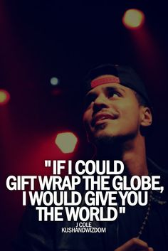 J Cole Lyrics Quotes About Love : life quotes pictures quotes baby aint aint nothin