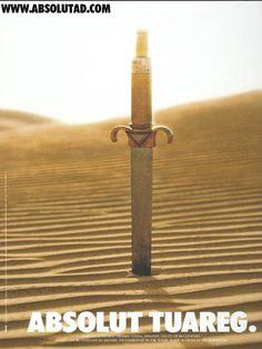 Absolut Tuareg!