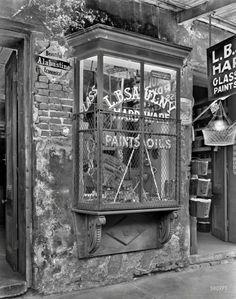 Glass Paints Oils: 1937
