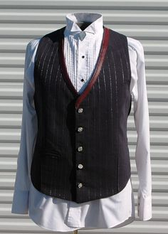 The Alchemist's Mens Steampunk Vest by OLearStudios on Etsy, $98.00