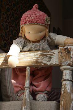 waldorf doll  poupée  puppe