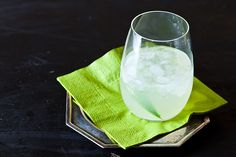 Lemon Lime Margaritas, a recipe on Food52