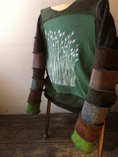sweater recycled