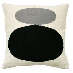 mothers, children, grey, homes, jonathan adler, adler pillow, pillows, black, pillow queen