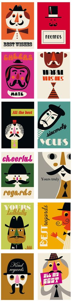 Such cute greeting cards!