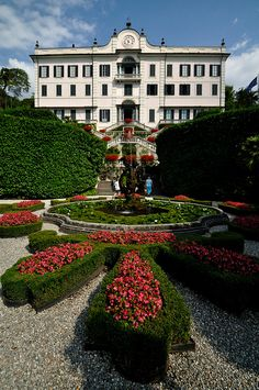 Lake Como - Tremezzo - Villa Carlotta,Lago di Como , province of Como , Lombardy region Italy
