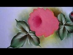 rosa.. folhas lindas!!!