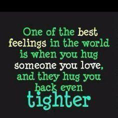 feelings that count....