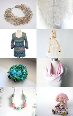 All In A Dream by Radianna HappyEight on Etsy--Pinned with TreasuryPin.com