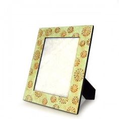 Photo Frames : Photo Frame by Mango Wood, acrelic painting for 6x8 inc 35428-PTD200