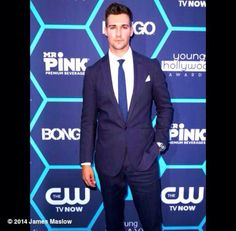 James in a suit? Never a bad thing