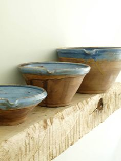 french clay bowls