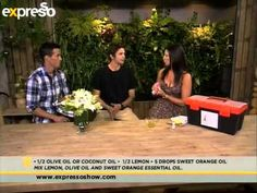 Eco Diva :Shoe shine (14.3.2013) - YouTube