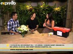 Eco Diva :Shoe shine (14.3.2013) - YouTube