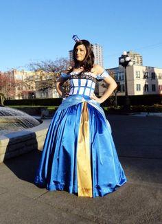 10 TARDIS Dresses for Fancy Occasions | Mental Floss //