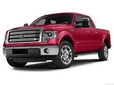 Check out this ultimate vehicle 2013 Ford F-150 Truck Crew Cab at Ron DuPratt Ford in Sacramento, Dixon area of CA. Available in unique Vermillion Red color & equipped with high end features and safety controls.
