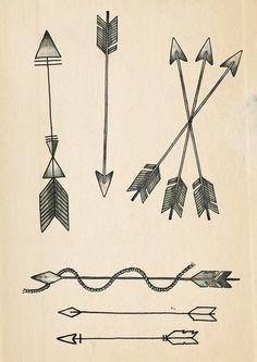 tattoo idea, arrows, tattoos arrow, friendship tattoos for 3, tattoo design, tattoo friend, friendship arrow tattoo, tumblr tattoo, tattoo arrow