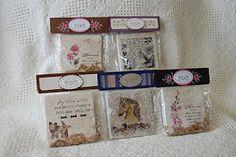Tile Coasters packaging idea