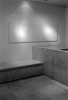 Interior view of Vincent van Duysen's Selfridges in London.