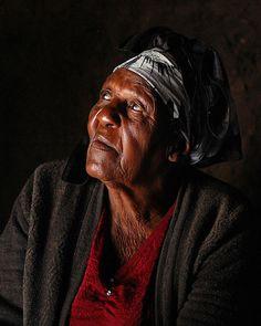 Elderly Woman, Zambia