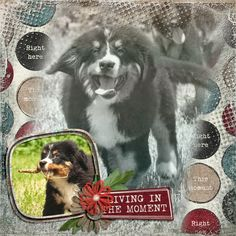 Mixology August ThisMoment by CreatedByJill Photos by #kpmelly  #Mellys #Scrapmania #ct #layout
