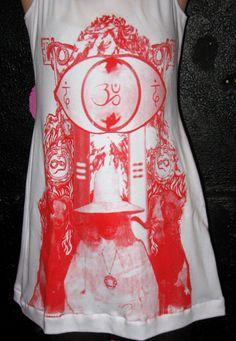 Alejandro Jodorowsky The Holy Mountain dress.