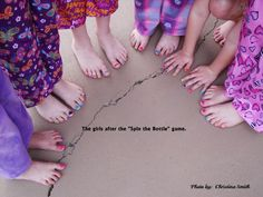 Girls Slumber Party Crafts and Ideas #party #slumber #parties