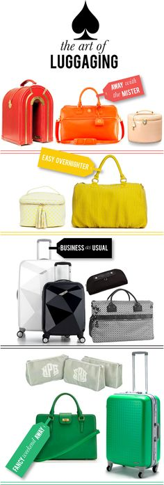 The Art of Luggaging