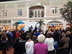 Launch of @JetBlue Airways at @Savannah Hilton Head International Airport 2-13-14
