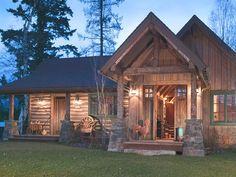 Bigfork Cabin Rental: Stunning Luxury Accommodations On An Original Montana Homestead Ranch | HomeAway