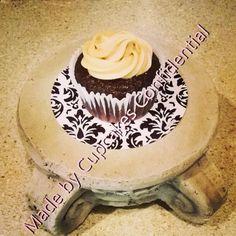 Today's Cupcake: Vegan Chocolate Cupcake with Vegan Dulche de Leche ...