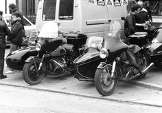 Vintage BMWs with fairings and sidecars   Flickr