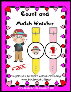 FREE Count and Match Wrist Watches!