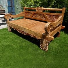 Patio Daybed On Pinterest Daybeds Teak And 1001 Pallets
