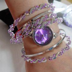 Purple watch- BEAUTIFUL
