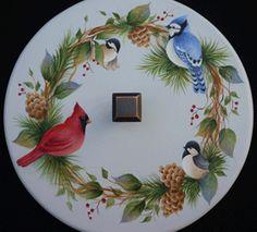 tole paint, bird, decor paint, stroke paint, brushstrok pattern