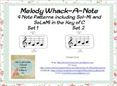 Giant Bundle! Sol-Mi & SoLaMi Iconic & Standard Notation F