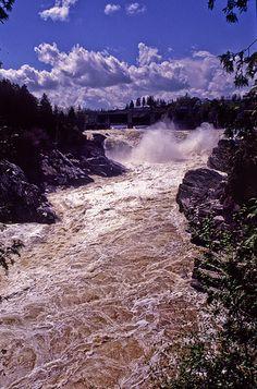 Grand Falls, New Brunswick