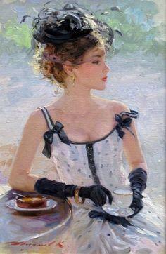 Paintings by Konstantin Razumov