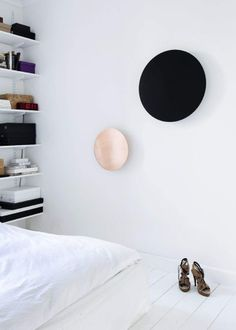 HALO wall lamp / design Nina Bruun