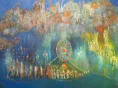 Alice Rahon - La balada de Frida Kahlo