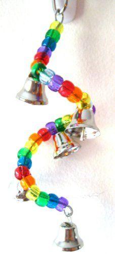 Diy Bird Toys : Diy bird toys on pinterest parrot and