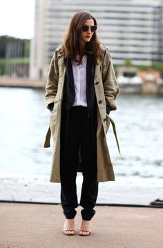 Holly Garber, Sydney #streetstyle #fashion