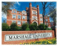 Marshall University ~ Huntington, WV