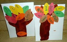 Fall Leaf Themed Math & Literacy Learning Ideas for Pre-K & K  - Pinned by @PediaStaff – Please Visit  ht.ly/63sNt for all our pediatric therapy pins