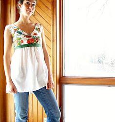 The Meanie Greene: FREE Ms. Eliza Bennet Shirt Tutorial, PDF option
