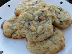 Healthy chocolate chip cookies this recipe drops the fat down less