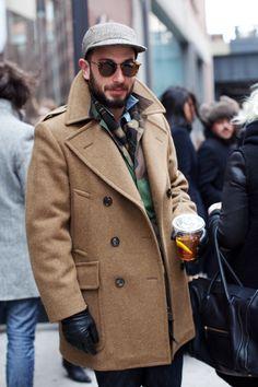 This nice jacket.